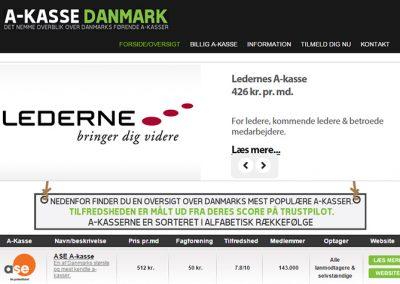 A-kasse Danmark