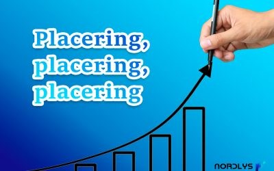 Placering, placering, placering