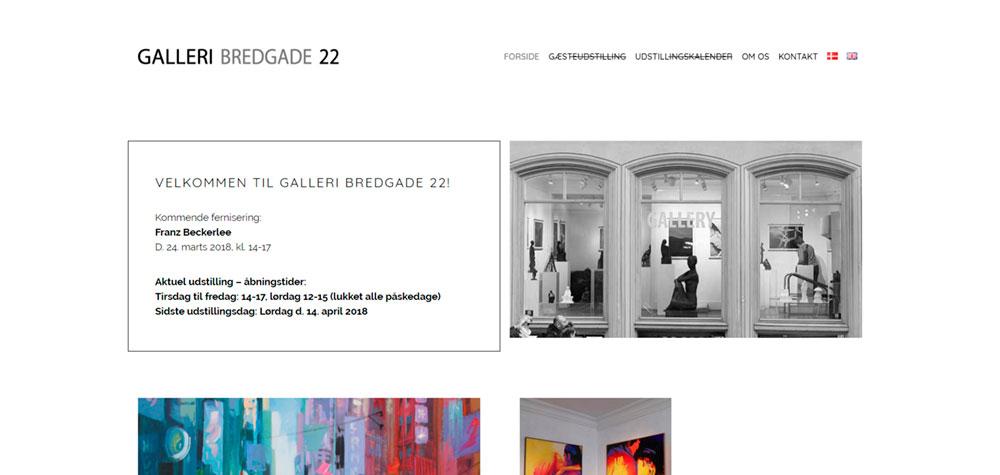 Galleri Bredgade 22