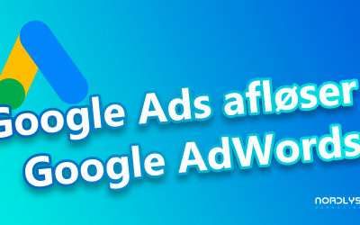 Google Ads afløser Google AdWords