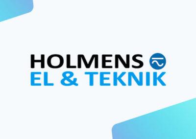 Holmens EL